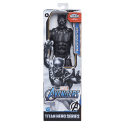 Avengers Titan Hero Black Panther E7876