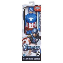 Avengers Titan Hero Captain America E7877