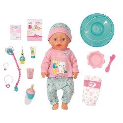 Baby Born Docka med tillbehör Tandborste