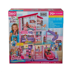 Barbie Dreamhouse Bostadshus Lekset