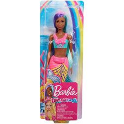 Barbie Dreamtopia Mermaid Doll Rosa Tiara GJK10