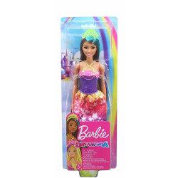 Barbie Dreamtopia Princess Gul Tiara GJK14