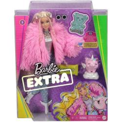 Barbie Extra Docka No 3 GRN28