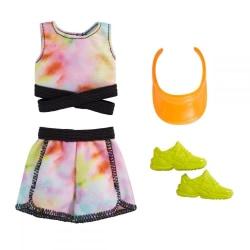 Barbie Fashion Sporttopp och shorts GRB99