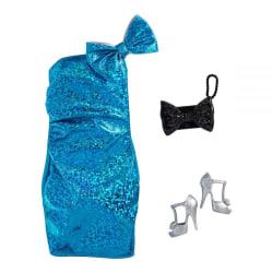 Barbie Fashion Turkos festklänning GRC01