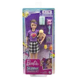 Barbie Skipper Babysitters INC Docka och tillbehör GRP11