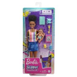 Barbie Skipper Babysitters INC Docka och tillbehör GRP12