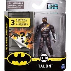 Batman Figur med tillbehör Talon 5103