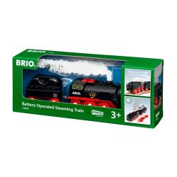 Brio Batteridrivet Ångtåg 33884