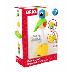 Brio Record & Play Parrot 30262