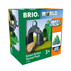 Brio Smart Tech Action Tunnelset 33935