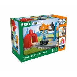 Brio Smart Tech Lyft- och lastkran 33827