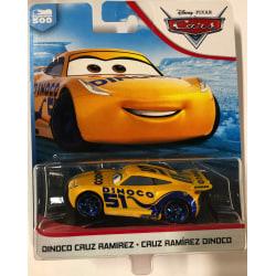 Disney Cars 1:55 Dinoco Cruz Ramirez DXV71