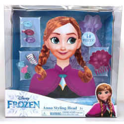Disney Frozen Anna Stylinghuvud