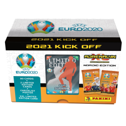 EURO 2020 Kick Off 2021 Gift Box