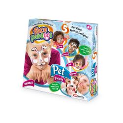 Face Paintoos Ansiktstatueringar Pet Pack Kanin