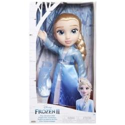 Frozen 2 Elsa Stor Docka