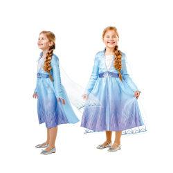 Frozen Klänning Elsa L 7-8 år