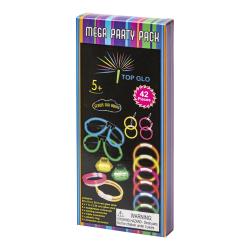 Glow Sticks Mega Party Pack