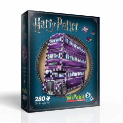 Harry Potter 3D Pussel The Knight Bus 280 bitar