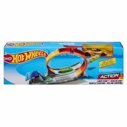 Hot Wheels Classic Stunt Loop Star FTH82 multifärg