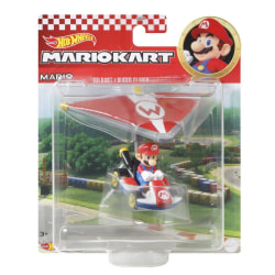 Hot Wheels Mario Kart Glider Mario multifärg