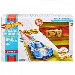 Hot Wheels Track Builder Fold Up Track pack GLC91 multifärg