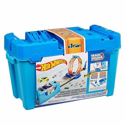 Hot Wheels Track Builder Multi Loop Box FLK90