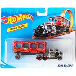 Hot Wheels Track Truck Bone Blazers Röd
