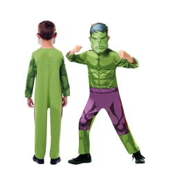 Hulken Utklädning M 5-6 år