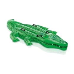 INTEX Stor Krokodil Ride-On Baddjur