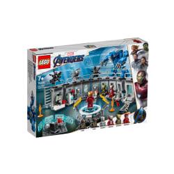 LEGO® Super Heroes Iron Mans rustningskammare 76125
