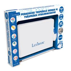 Lexibook® Utbildningsdator med 124 aktiviteter Sv/No