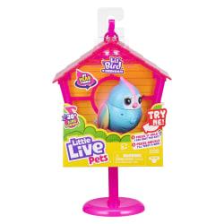 Little Live Pets Fågel i bur Pippa Peeps 26103