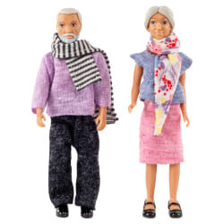 Lundby Mormor och Morfar