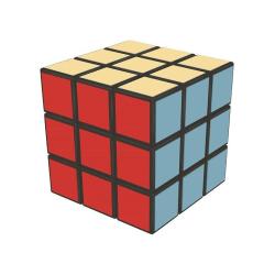 Magic Cube Kub 3x3