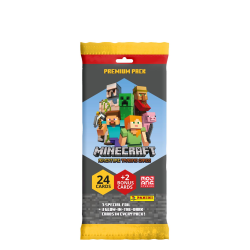 Minecraft Fat Pack Samlarbilder