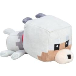 Minecraft Mini Crafter Mjukdjur Wolf