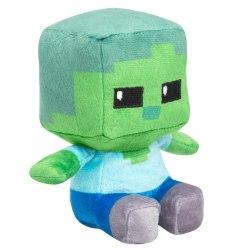 Minecraft Mini Crafter Mjukdjur Zombie