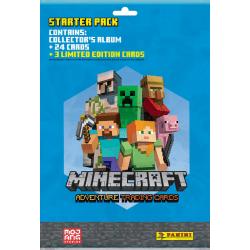Minecraft Starter Pack Samlarbilder