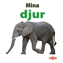 Pekbok Mina Djur