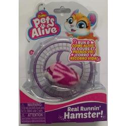 PetsAlive S1 Hamster Randig rosa