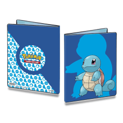 Pokémon 9-pocket Portfolio Squirtle 15391