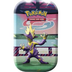 Pokemon Mini Tin Galar Power Ödla (lila/gul)