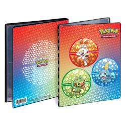 Pokemon pärm 4-pocket Sword & Shield Galar 419703