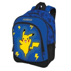 Pokemon Ryggsäck Pikachu 26x36cm