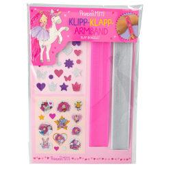 Princess Mimi Armband med stickers