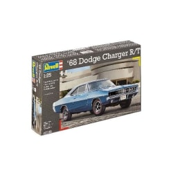 Revell 1968 Dodge Charger R/T 1:25 Modellbyggsats