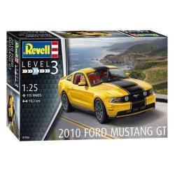 Revell 2010 Ford Mustang GT 1:25 Modellbyggsats