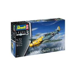 Revell Messerschmitt Bf109 F-2 1:72 Modellbyggsats